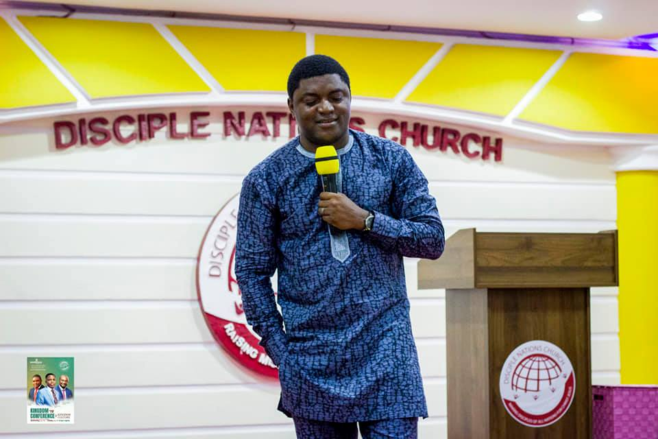 Kingdom Conference (Matthew 6: 9-13) 2019 Day Three with Pastor Maxwell E. Ogaga