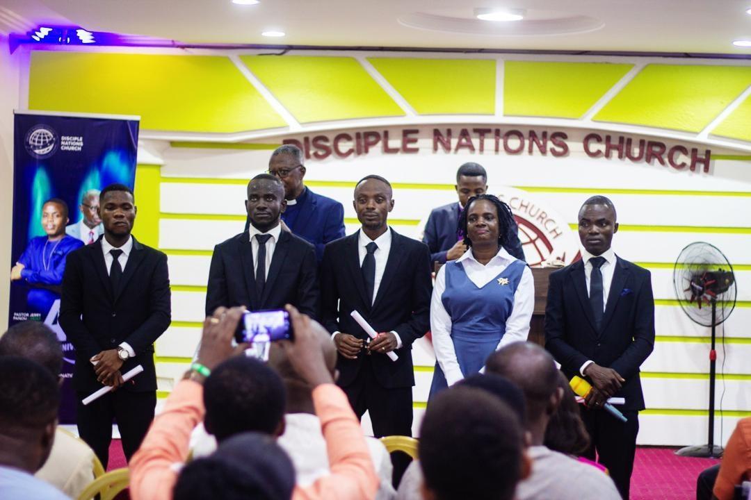 4th Anniversary & Pastors Ordination Service
